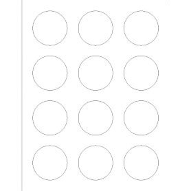 avery sticker template templates print to the edge labels 12 per sheet
