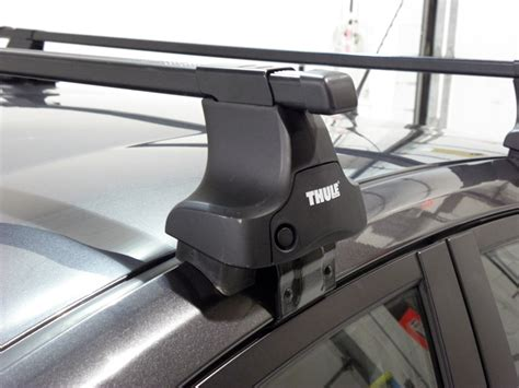 2008 toyota prius in roof thule roof rack for 2008 prius by toyota etrailer