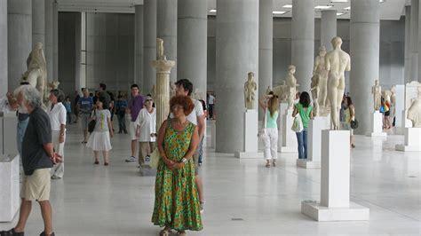 colmata persiana museo dell acropoli di atene