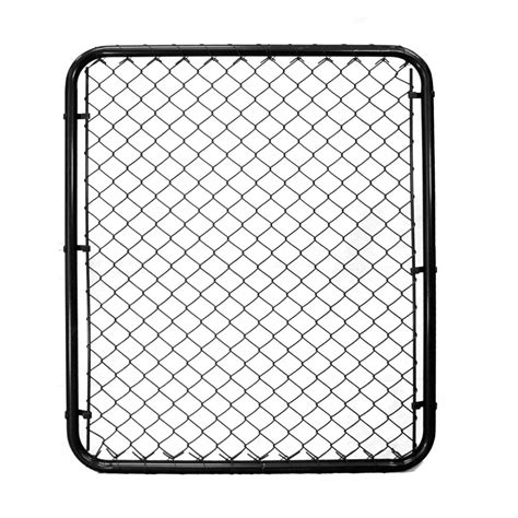 Home Depot Chain Link Gate by Peak Products Chain Link Gate 48 Inch X 40 Inch