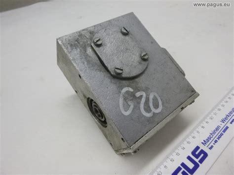 Gebrauchte Motoren Und Getriebe by Getriebe 60 1 Gebrauchte Und Neu Maschinenhandel Pagus