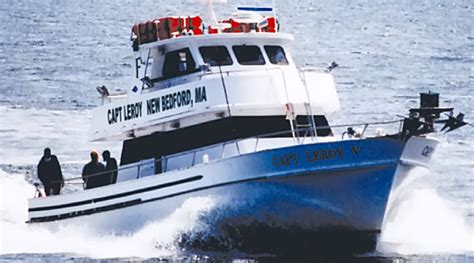 deep sea fishing in cape cod area fishing charters in new - Captain Leroy Fishing Boat