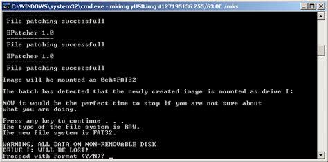 format cd yaratma usb bellekleri bootable yapmak eski konu 187 sayfa 1 1