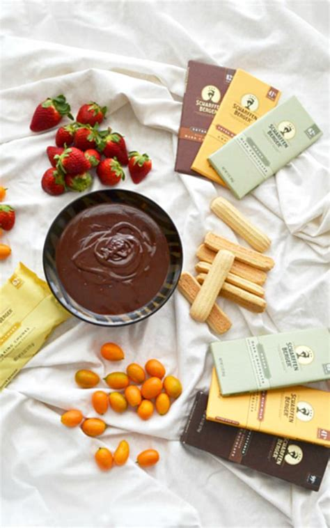 ina garten chocolate fondue chocolate orange fondue