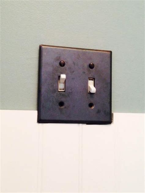Wainscoting Around Outlets finishing wainscoting around outlet doityourself community forums