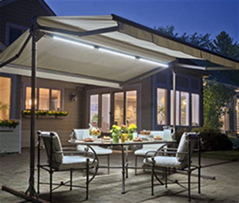 Sunsetter Oasis Freestanding Awning by Sunsetter Retractable Awnings Awning Accessories