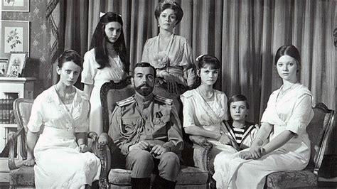 imagenes de la familia romanov el final de la dinast 205 a romanov historiae