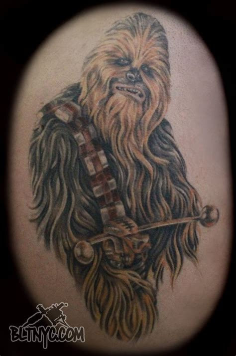 chewbacca tattoo 196 best images about tattoos on