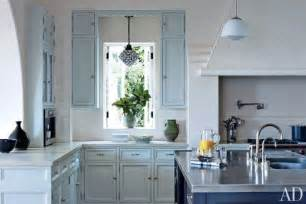 Pale Blue Kitchen Cabinets Blue Kitchens To Beat The Winter Blues Home Decorating Community Ls Plus