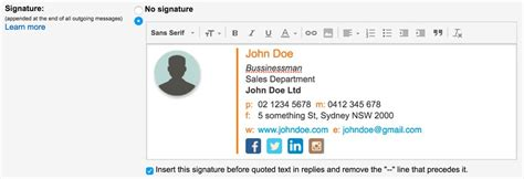 layout handtekening email free email signature template generator by hubspot
