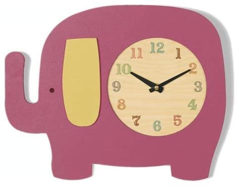 children s wall clocks kids clocks chicago by belle