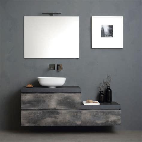 mobili con lavabo bagno mobile da bagno con lavabo d arredo per rubinetto a muro
