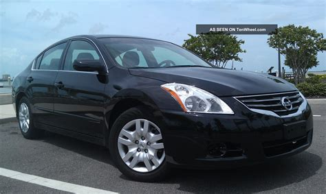 nissan sedan 2012 2012 nissan altima s sedan 4 door 2 5l