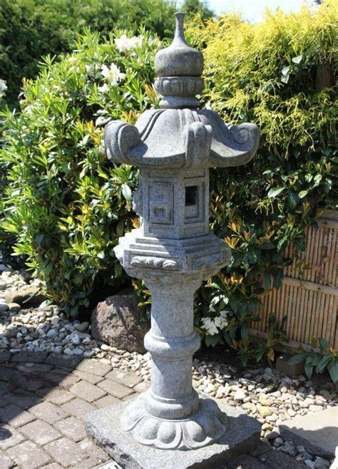 Garten Deko Japan by Japanische Steinlaterne Geisterhaus Granit 160 Cm Japan