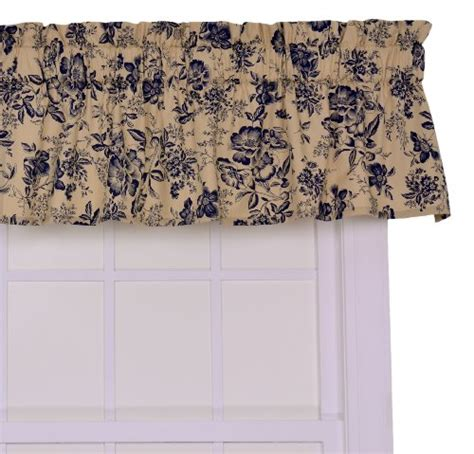 toile curtains for sale discount toile valence window curtains we buy cheaper