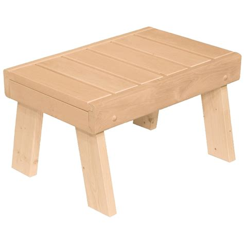 step stool bench step stool raw materials for sauna purchase