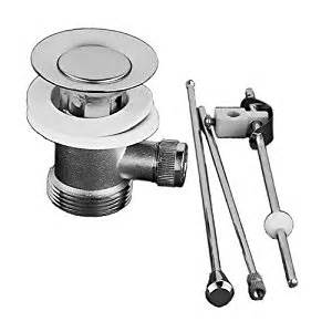 Kitchen Sink Pop Up Waste Bathroom Chrome Basin Sink Tap Rod Pop Up Waste Co Uk Kitchen Home