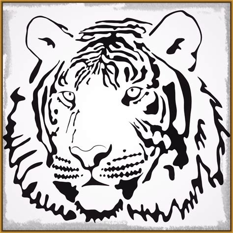 imagenes de tigres faciles para dibujar imagenes de tigres para dibujar faciles archivos