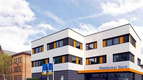 waldecker bank bad wildungen waldecker bank baut f 252 r 2 5 millionen