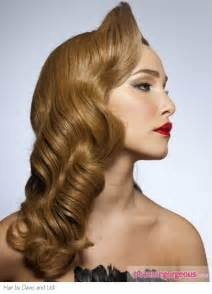 great gatsby longer hairstyles for pictures long hairstyles long vintage waves hairstyle