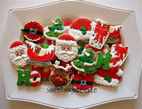 christmas cookie platter ideas all things santa platter the sweet adventures of sugar