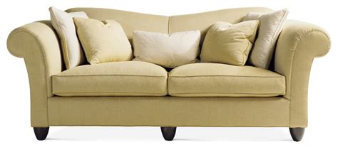 high arm sofa high back rolled arm sofa contemporary sofas by