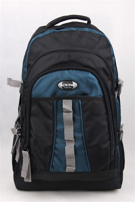 Longch Backpack Sz Large aoking big size backpack travel bag hiiking bag 1680d fabric new products in