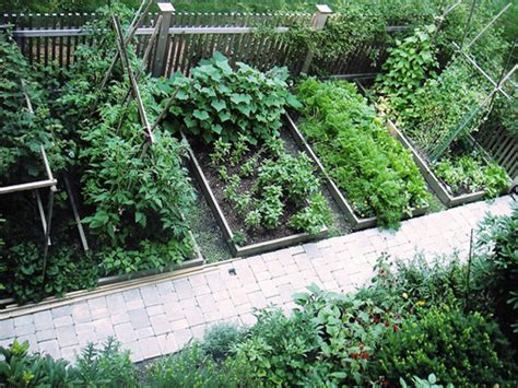 Small Veg Garden Ideas Garden Design Bookmark 7671