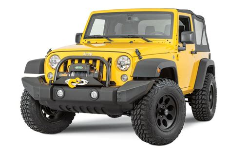 Jeep Bumper End Caps Vertically Driven Products 31555 Vdp Width High