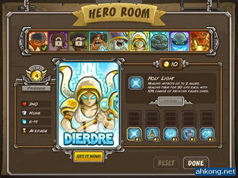 kingdom rush frontiers hacked heroes full version kingdom rush premium content free