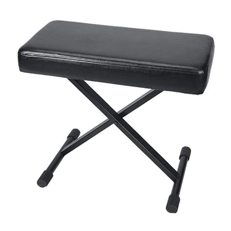proline keyboard bench keyboard bench memory foam by proline proline pl1250