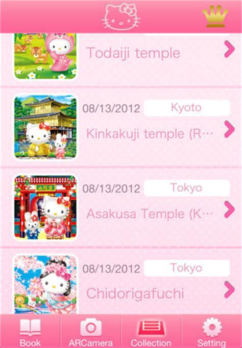 app design japan hello kitty tour guide app takes you around japan
