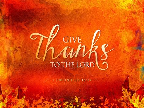 give thanks template give thanks christian powerpoint template fall
