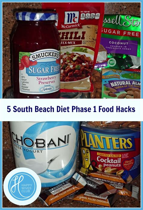 South Diet Phase 1 Detox by 5 South Diet Phase 1 Food Hacks Stay On Track