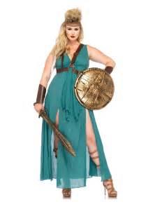 pinterest plus size halloween costumes plus size warrior maiden costume