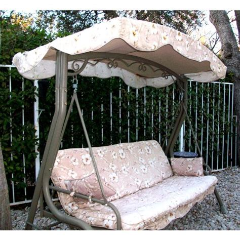 garden swing replacement canopy rus428y swing replacement canopy top cover outdoor