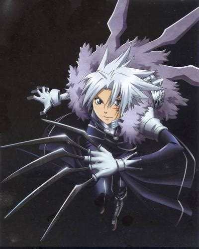 Anime D Gray by D Gray Anime Photo 25407477 Fanpop