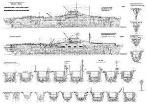 aircraft carrier floor plan the secret weapons and facts of the iii reich graf