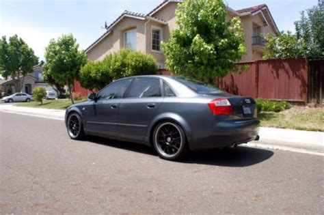 where to buy car manuals 2003 audi a4 on board diagnostic system buy used apr stage 2 2003 audi b6 a4 1 8t manual turbo w low miles in union city