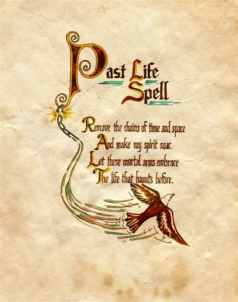 past a novel 17 best images about magic spell wish prayer mantra