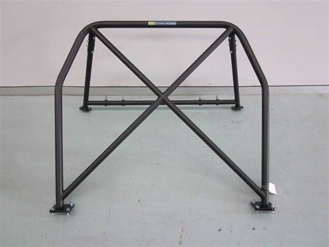a bmw e46 m3 half cage 4pt bolt in agi roll cages