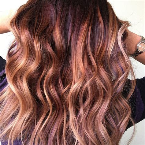 most popular hair colors for spring fruit juice is the hottest spring hair trend fashionisers