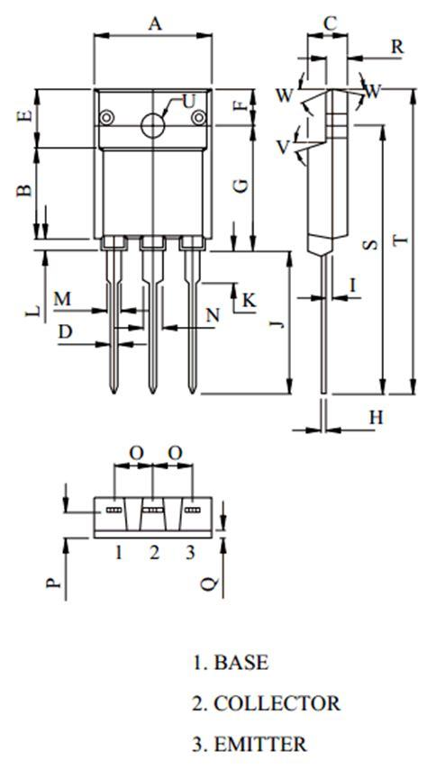 transistor w10nk80z transistor w10nk80z 28 images hy1906 datasheet n channel mosfet hooyi c9015 datasheet vcbo
