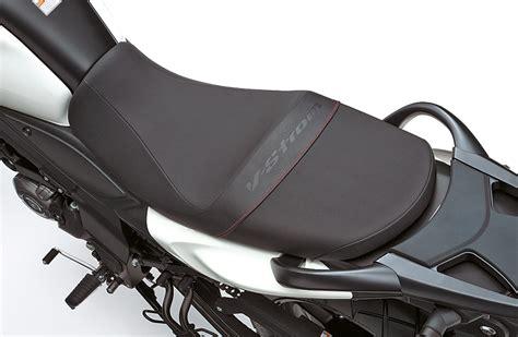Motorrad Sitzbank Optimieren by Neue Suzuki Dl 650 V Strom Abs Tourenfahrer Online