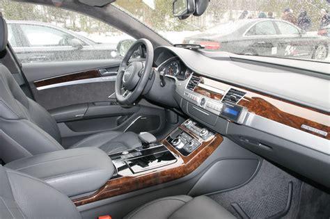 Audi A8 Innenraum by Audi A8 Testbericht Mit 4 0 Tfsi V8 Autogef 252 Hl
