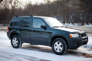 2004 Ford Escape Reviews 2004 Ford Escape Exterior Pictures Cargurus