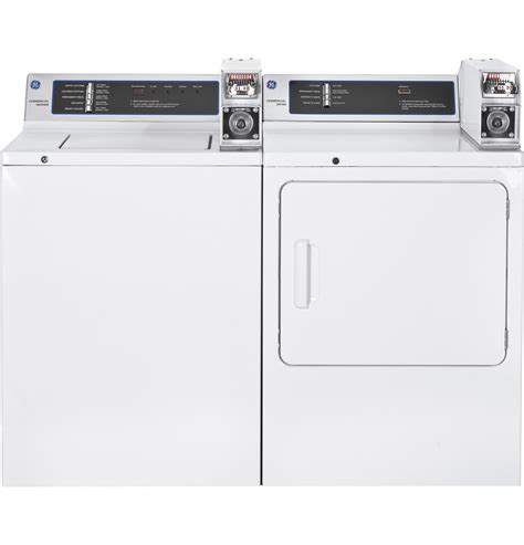 Ge Electric Cooktops Ge 3 7 Cf Coin Operated Top Load Washer 7 0 Cf Coin