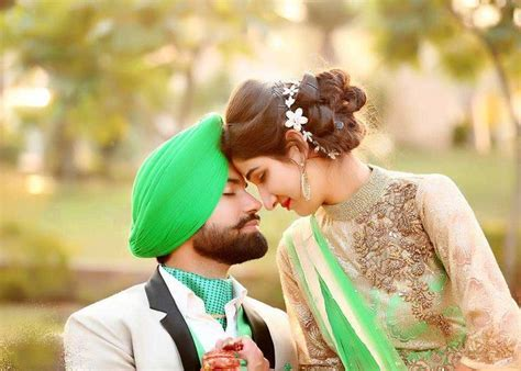 17 Best ideas about Punjabi Couple on Pinterest   Indian
