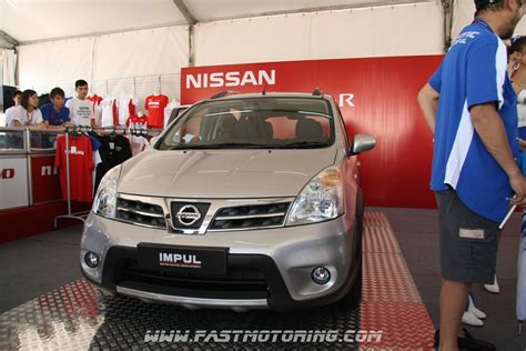 nissan sylphy impul nissan sylphy livina x gear tuned by impul launched by