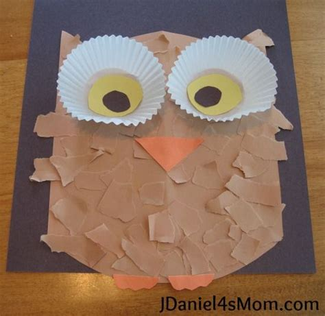 Paper Owls Crafts - 25 best ideas about paper owls on met